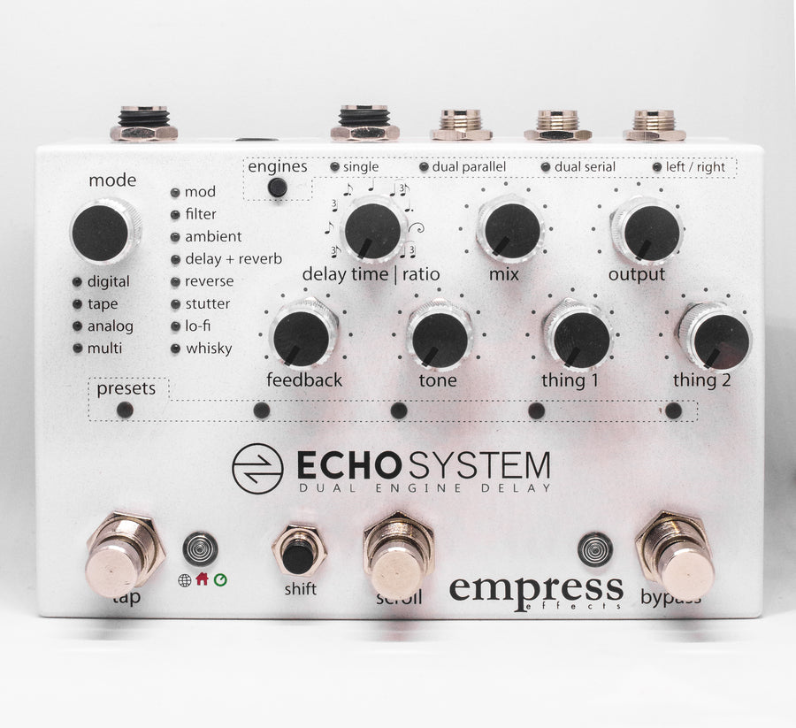 Empress Echosystem Delay - Regent Sounds