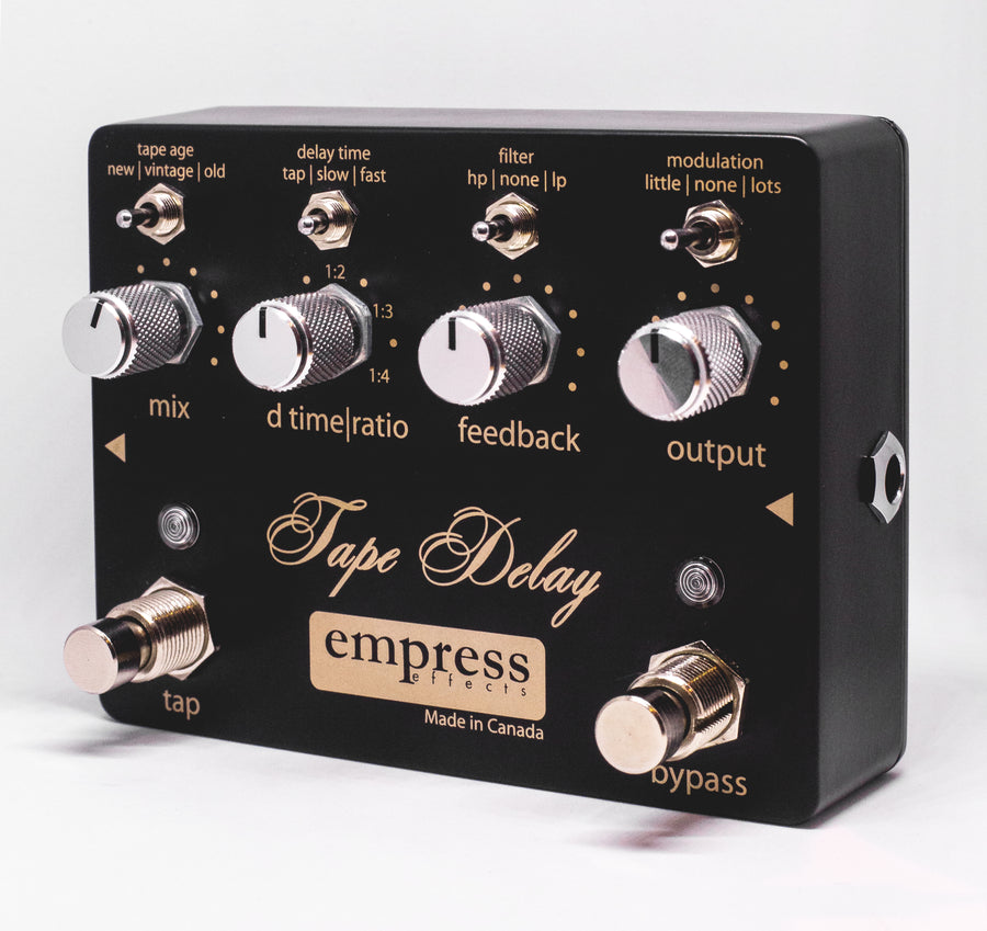 Empress Effects Tape Delay - Regent Sounds