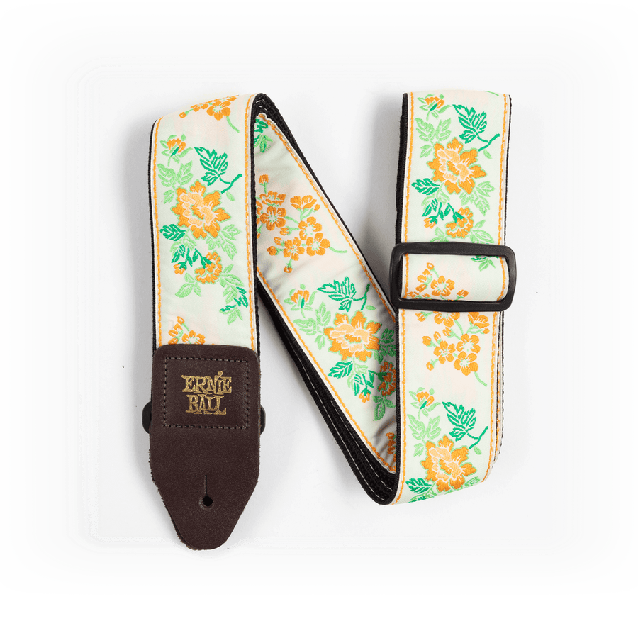 Ernie Ball Alpine Meadow Jacquard Strap - Regent Sounds