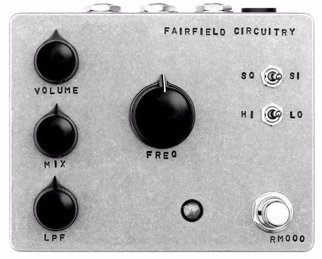 Fairfield Circuitry Randys Revenge Ring Modulator Pedal - Regent Sounds