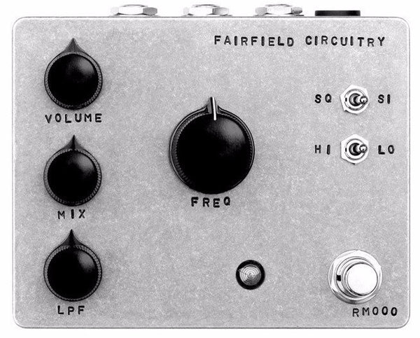Fairfield Circuits Randys Revenge Ring Modulator Pedal - Regent Sounds