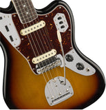 Fender American Original 60s Jaguar 3-Tone Sunburst - Regent Sounds