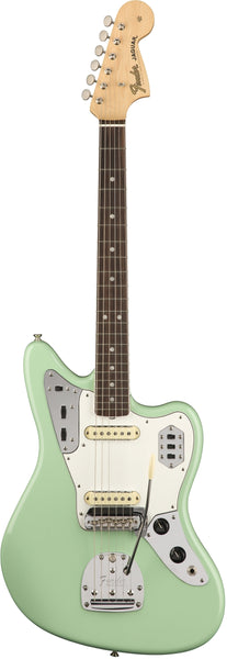 Fender American Original 60s Jaguar Surf Green RW - Regent Sounds