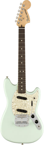 Fender American Performer Mustang Satin Sonic Blue RW - Regent Sounds