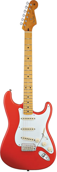 Fender Classic Series 50s Stratocaster Fiesta Red MN - Regent Sounds