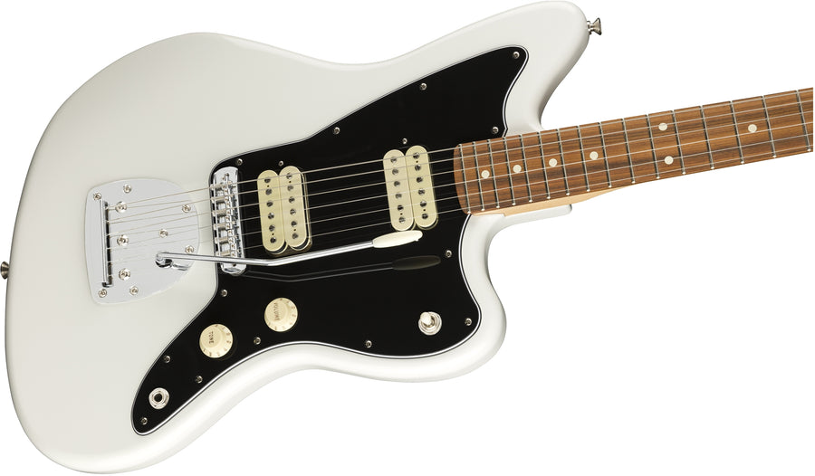 Fender Player Jazzmaster Polar White PF - Regent Sounds