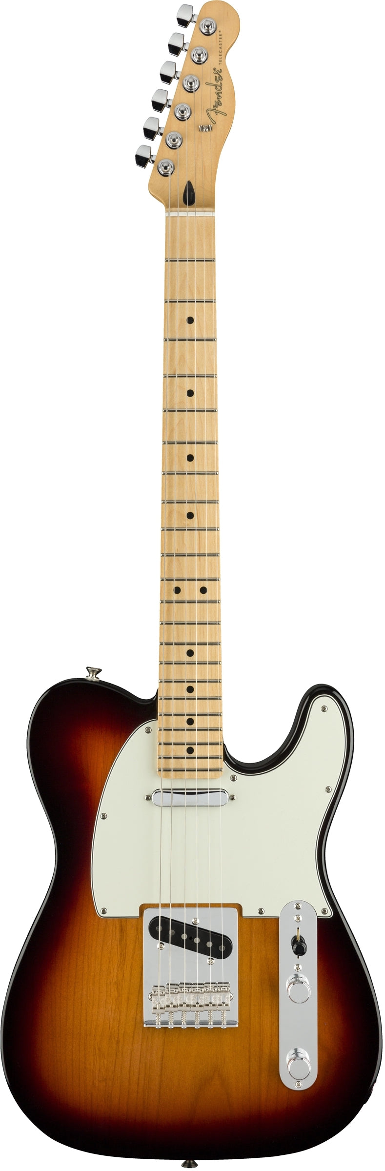 Fender Player Telecaster 3 Colour Sunburst MN - Regent Sounds