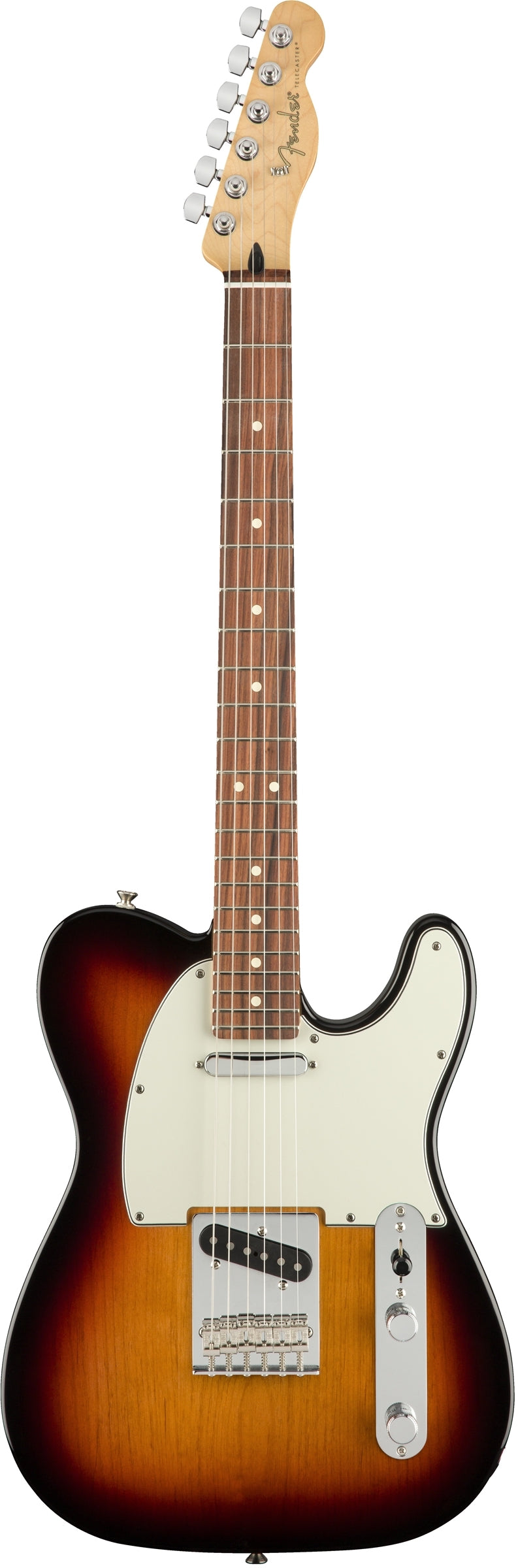 Fender Player Telecaster 3 Colour Sunburst PF - Regent Sounds