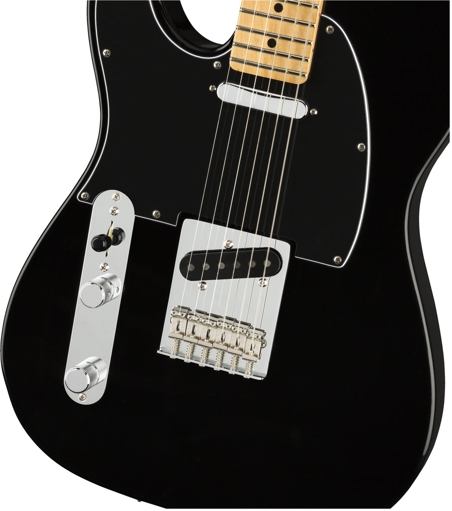Fender Player Telecaster Black LH MN - Regent Sounds