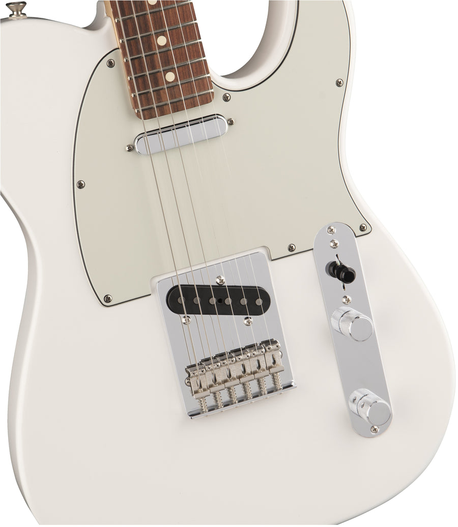 Fender Player Telecaster Polar White PF Ex-Demo - Regent Sounds