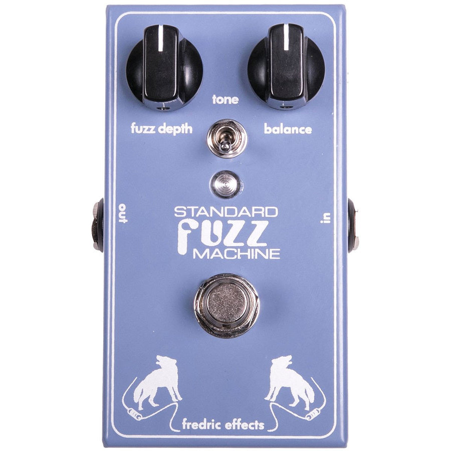 Fredric Effects Standard Fuzz Machine - Regent Sounds