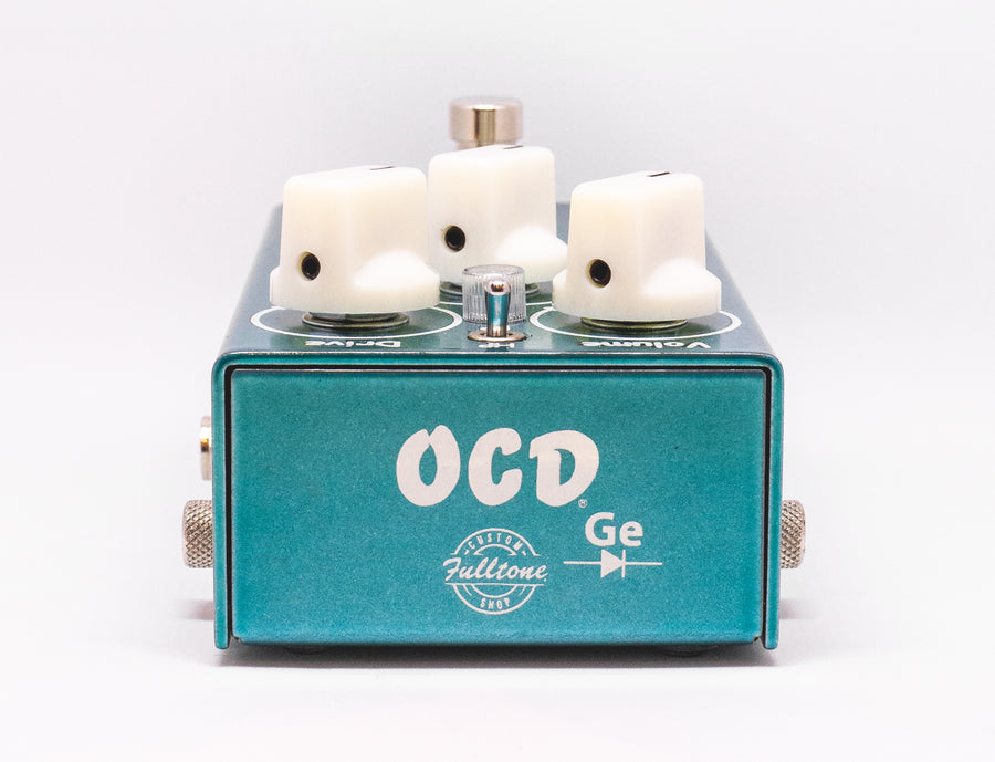Fulltone Custom Shop OCD-GE Germanium - Regent Sounds