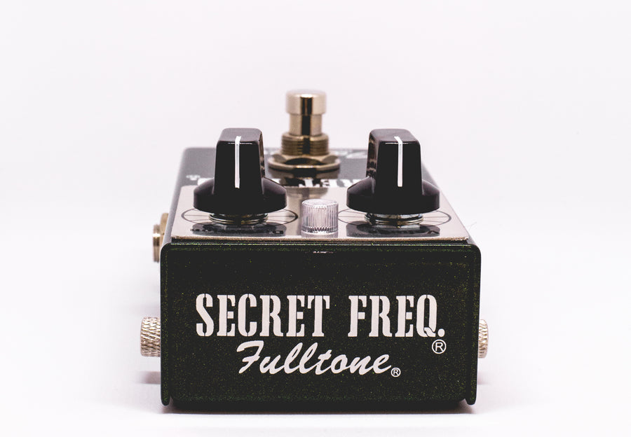 Fulltone Secret Frequency Overdrive Pedal SF - Regent Sounds