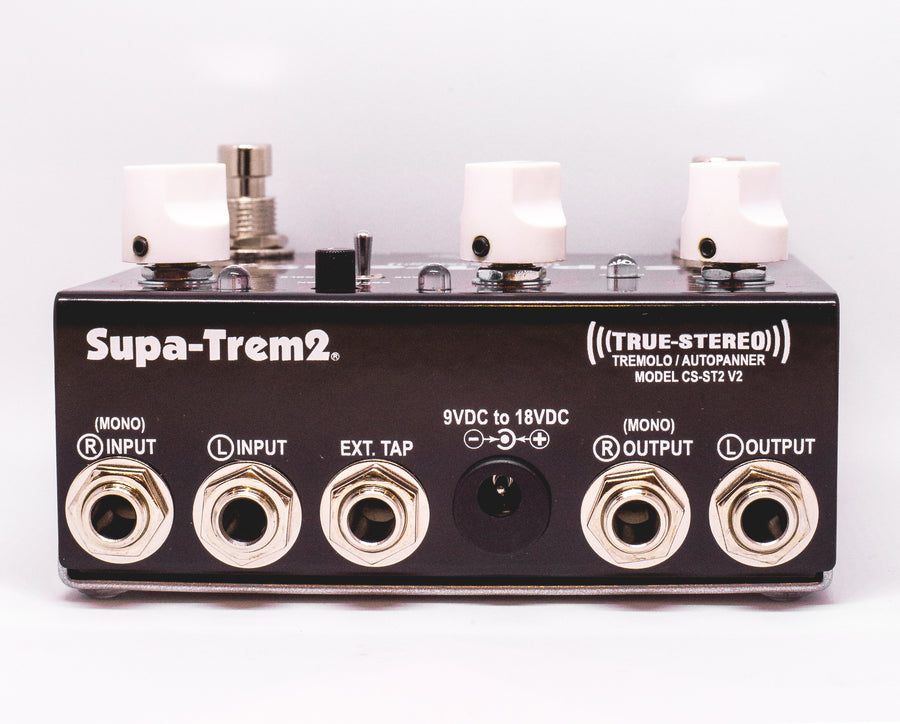 Fulltone Custom Shop Supa-Trem 2 V2 - Regent Sounds