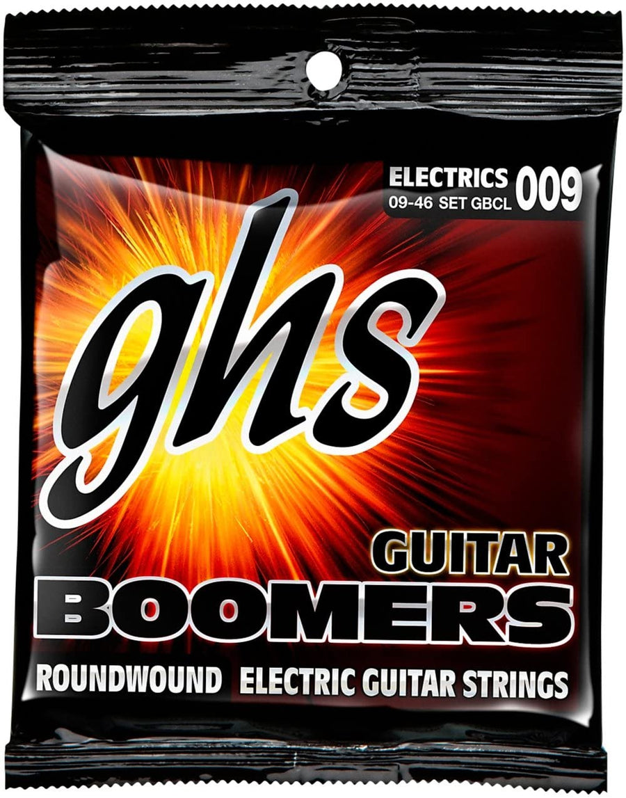 GHS Electric Boomers 9-46 - Regent Sounds
