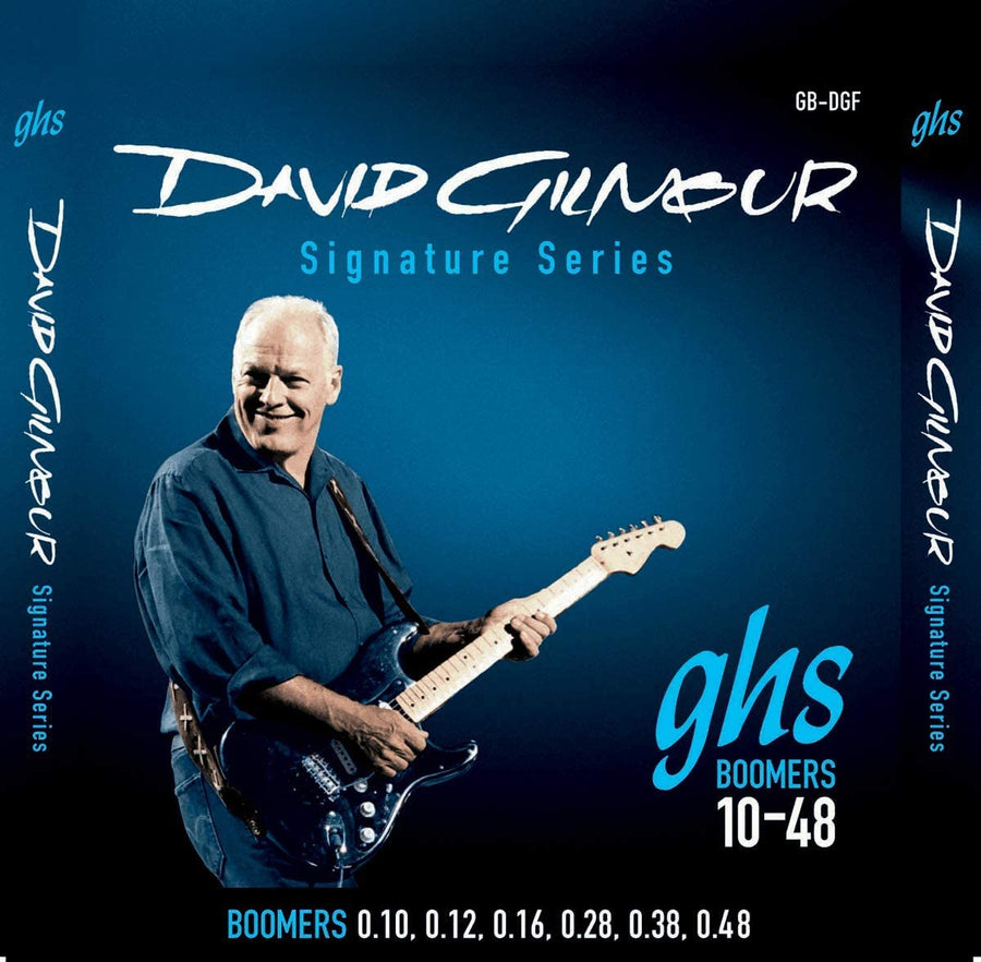 GHS David Gilmour Signature Boomers 10-48 - Regent Sounds
