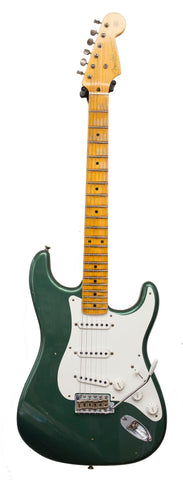 Fender Custom Shop 2017 LTD NAMM '55 Stratocaster Journeyman Faded Sherwood Green