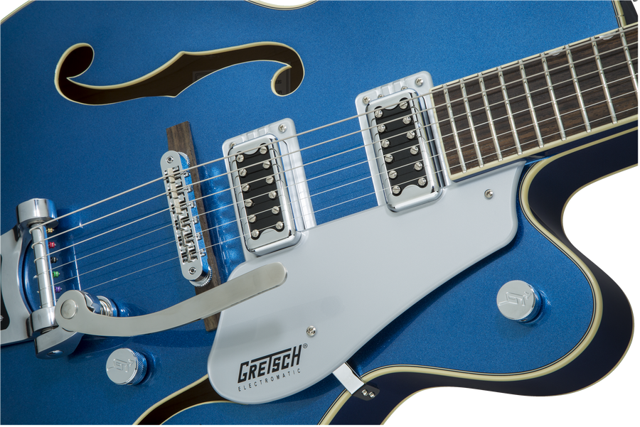 Gretsch G5420T Electromatic Fairline Blue 2506011570 - Regent Sounds