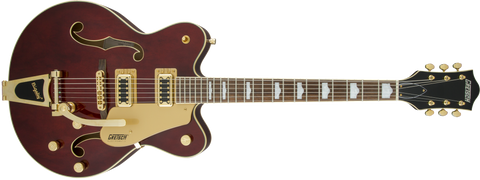 Gretsch G5422TG Electromatic Walnut Gold Hardware - Regent Sounds
