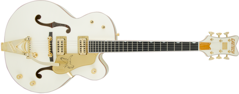 Gretsch G6136T-59 Vintage Select White Falcon - Regent Sounds