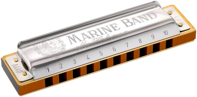 Hohner Marine Band C Nat Minor - Regent Sounds