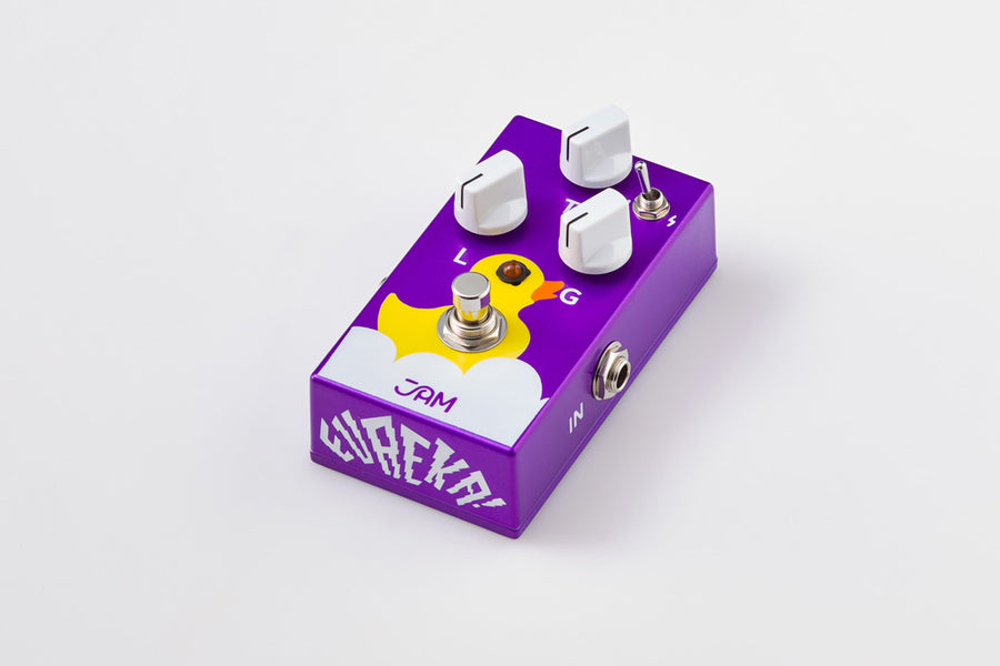 JAM Pedals Eureka! fuzz (No original box) - Regent Sounds