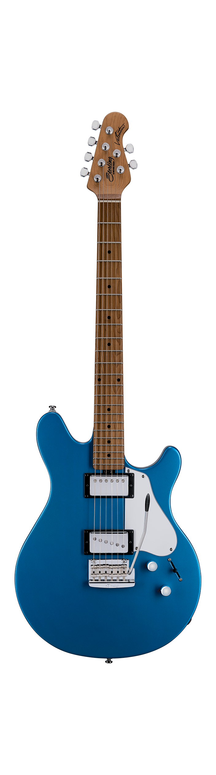 Sterling by Music Man James Valentine Toluca Lake Blue - Regent Sounds