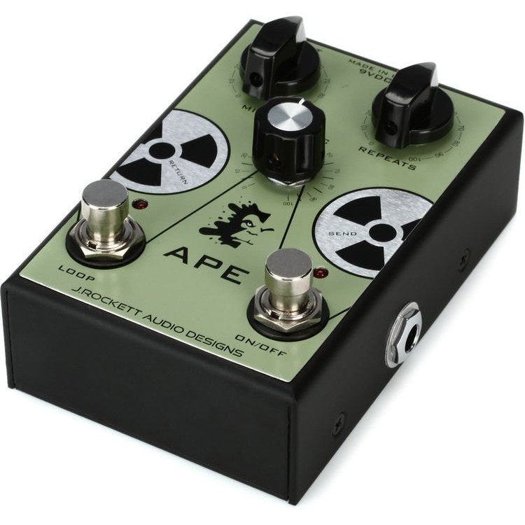 J Rockett Ape Analog Preamp - Regent Sounds