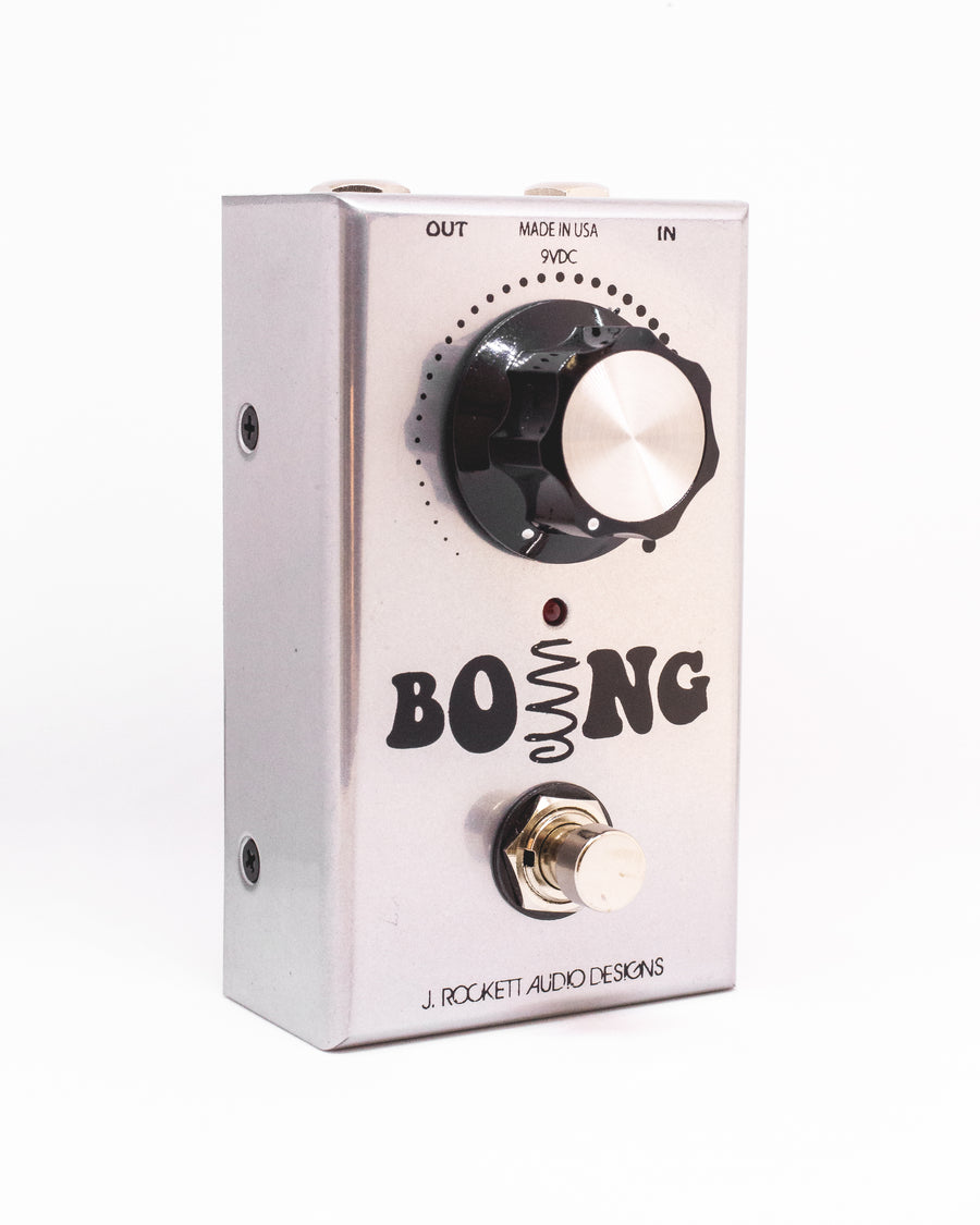 J Rockett Boing Reverb - Regent Sounds