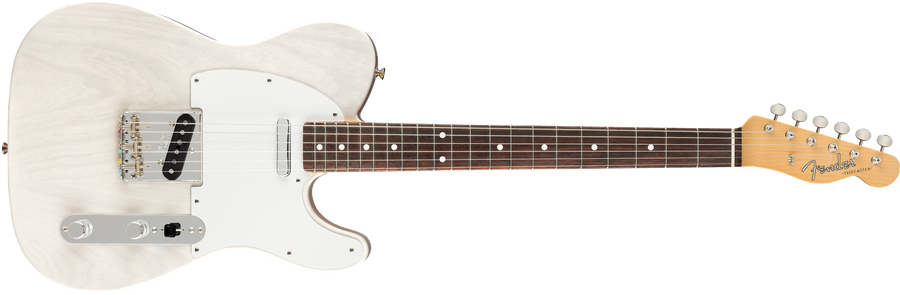 Fender Jimmy Page Mirror Telecaster RW White Blonde - Regent Sounds