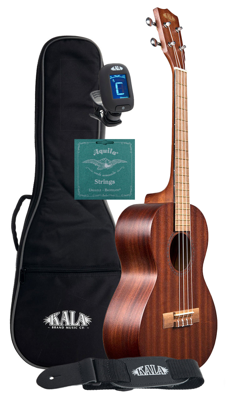 Kala KA-15T Entry Level Bundle - Regent Sounds