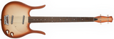 Danelectro Longhorn 58 Electric Guitar Copper Burst - Regent Sounds