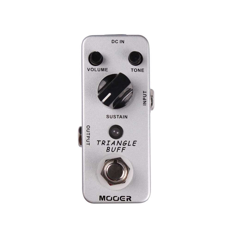 Mooer Triangle Buff Fuzz Pedal - Regent Sounds