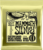 Ernie Ball Mammoth Slinky 12 - 62 - Regent Sounds