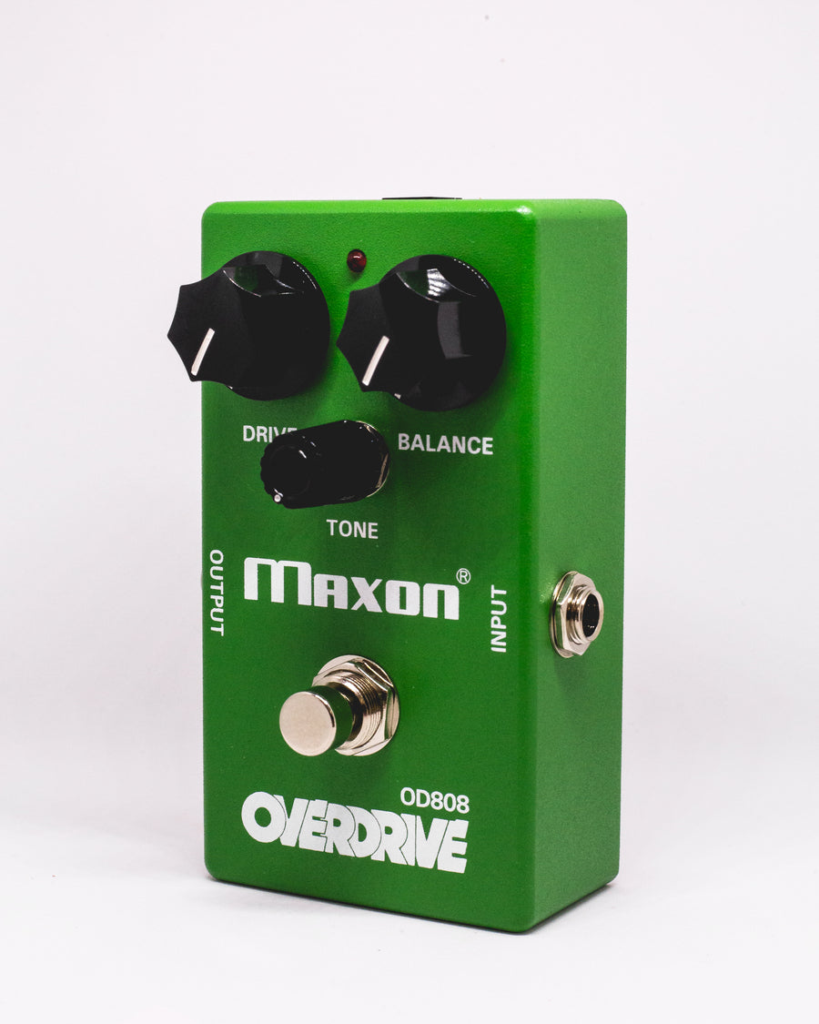 Maxon OD-808 Reissue Series Overdrive - Regent Sounds