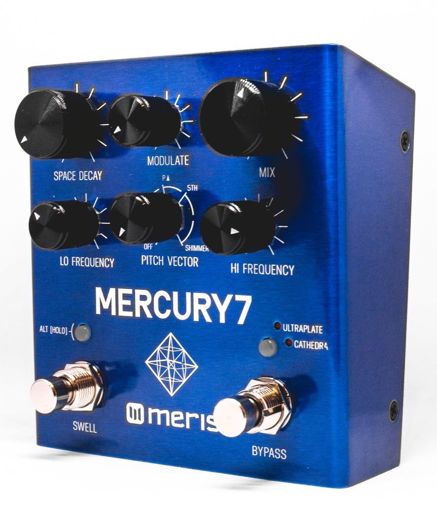 Meris Mercury7 Reverb - Regent Sounds