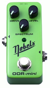 Nobels ODR-Mini Overdrive - Regent Sounds