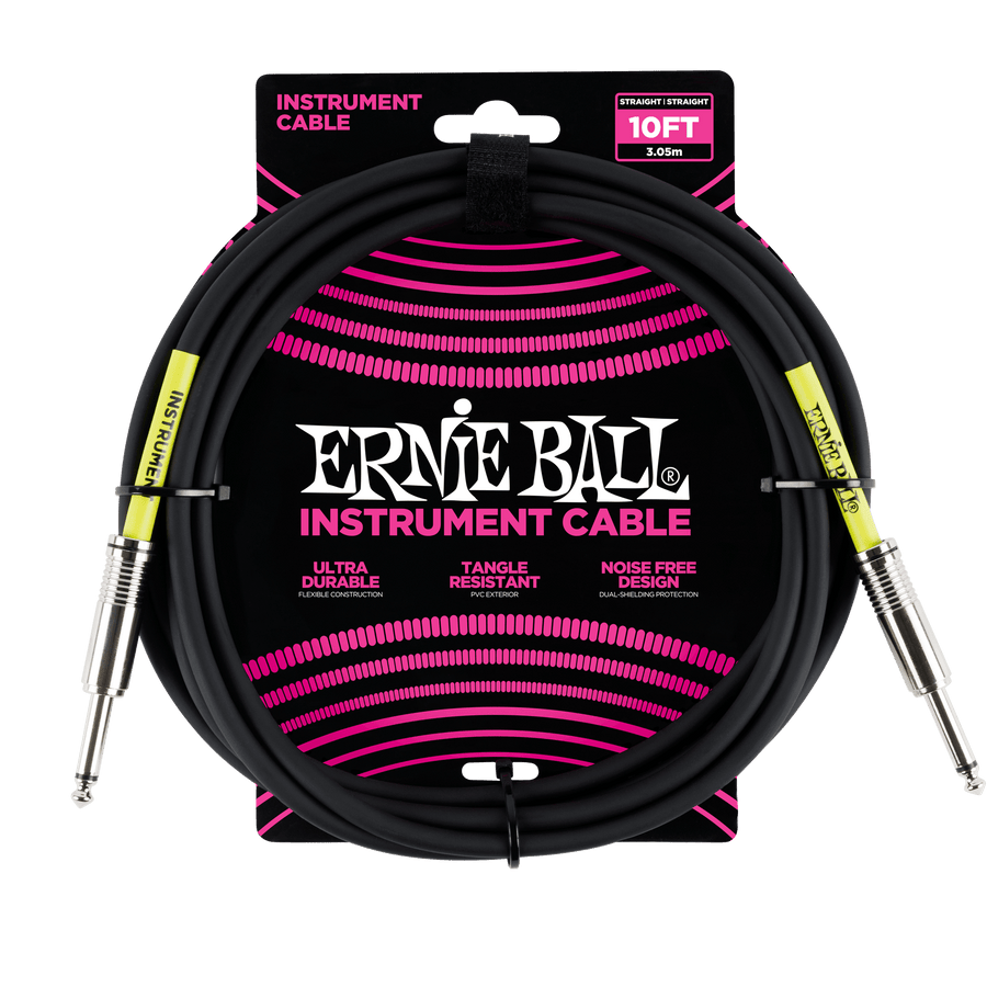 Ernie Ball Ultraflex 10ft Cable - Regent Sounds