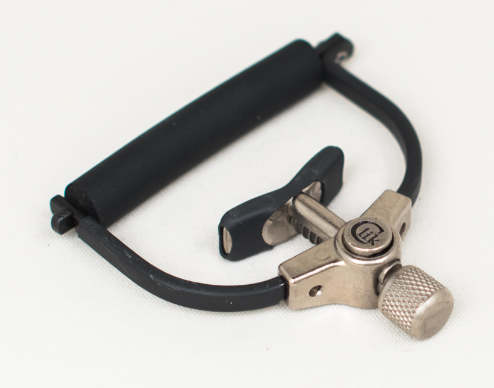 Paige Electric Clik Capo Black - Regent Sounds