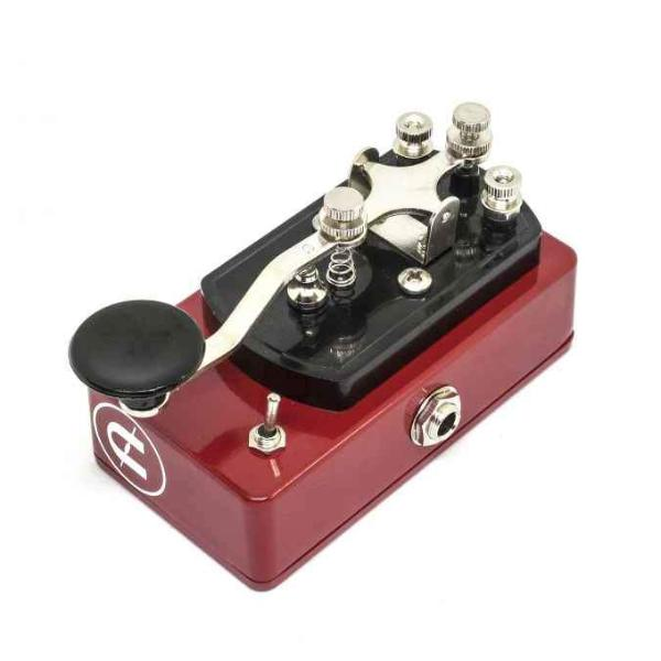 CopperSound Pedals Telegraph Stutter W/ Switch /  - Regent Sounds
