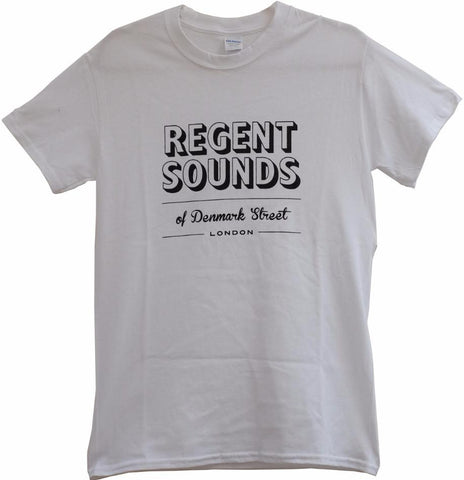 Regent Sounds T-Shirt White