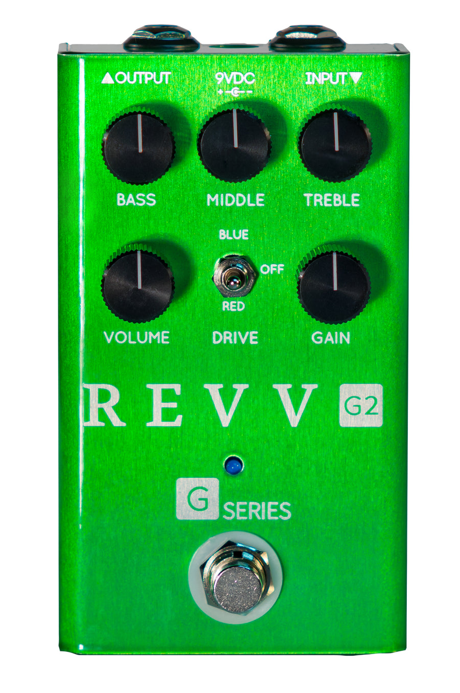 Revv G2 Dynamic Overdrive - Regent Sounds