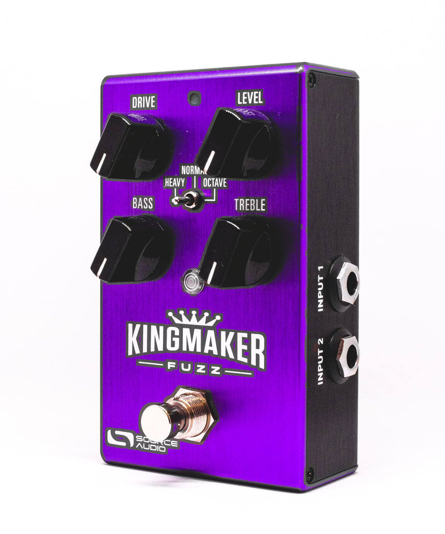 Source Audio Kingmaker Fuzz - Regent Sounds