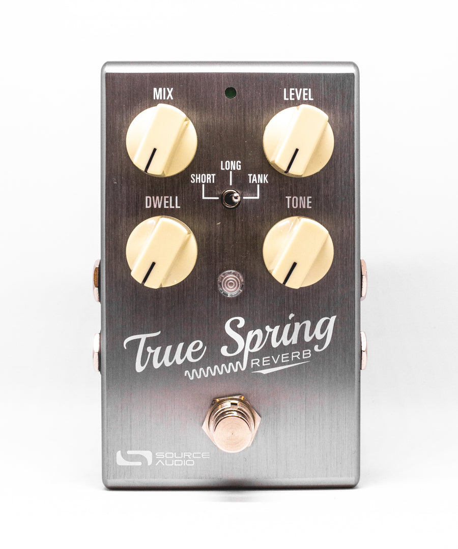 Source Audio True Spring Reverb Pedal - Regent Sounds