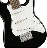 Squier Mini Strat V2 Black - Regent Sounds