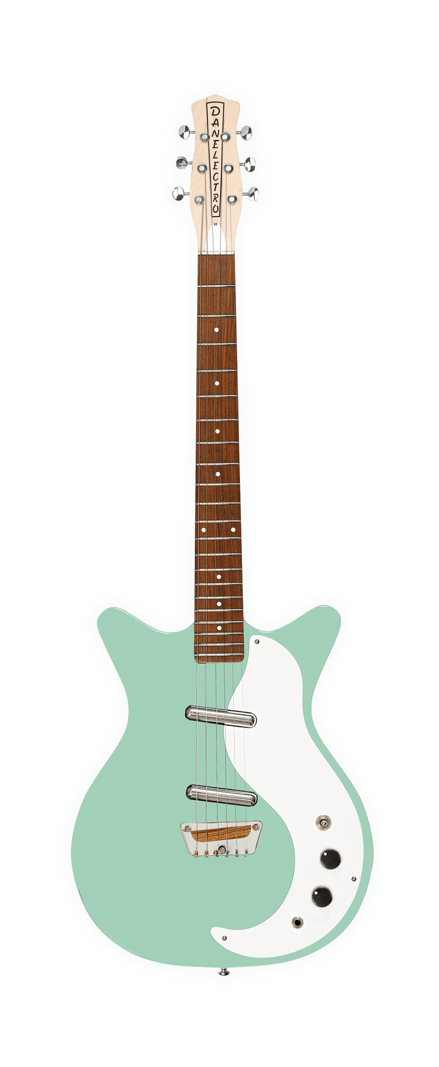 Danelectro 'The Stock' 59 Aqua - Regent Sounds