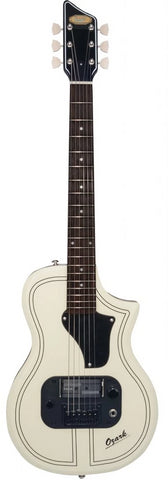 Supro Ozark Antique White