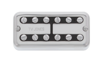 TV Jones Classic Plus Bridge Universal Mount Chrome - Regent Sounds