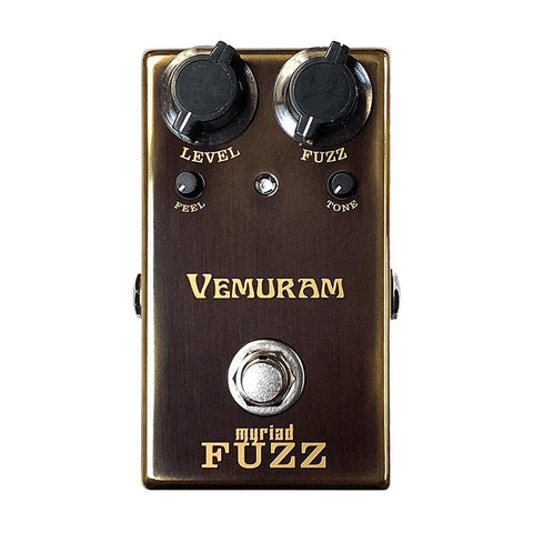 Vemuram Josh Smith Myriad fuzz