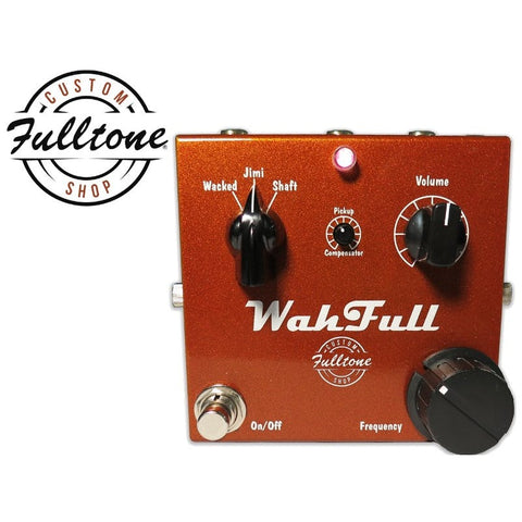 Fulltone WahFull Fixed Wah Pedal /  - Regent Sounds